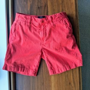 J Crew Sunday Slim Chino poppy red Size 2